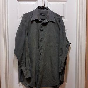 ⚘Claiborne ~ Men's dress shirt